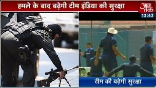 Security for Indian cricket team beefed up in Australia