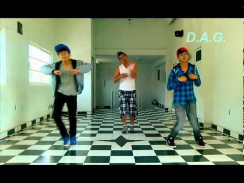 LC9 - Mama Beat [D.A.G.] Cover Dance