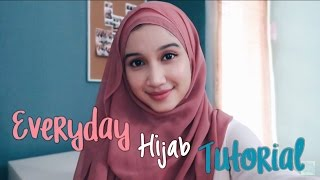 5 Simple Hijab Style | Itsprilly