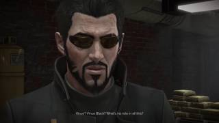 Deus Ex: Mankind Divided Walkthrough Part 8 (PS4 Gameplay) [No commentary]