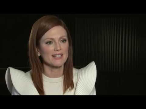 Julianne Moore: 'Women are not a special interest group'