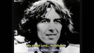 GEORGE HARRISON   MY SWEET LORD  Subtítulos Español & Inglés
