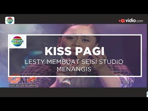 Lesty Membuat Seisi Studio Menangis - Kiss Pagi 16/12/15