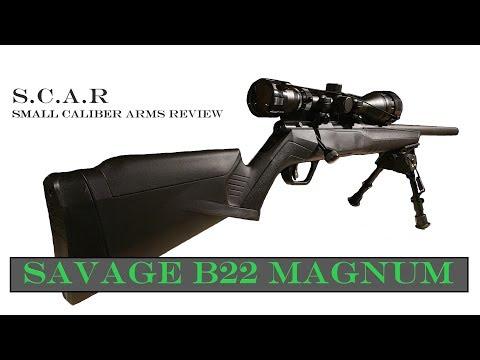 Savage B22 Magnum FV