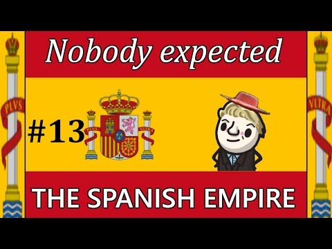 HoI4 - Kaiserreich - Nobody expected the Spanish Empire - Part 13