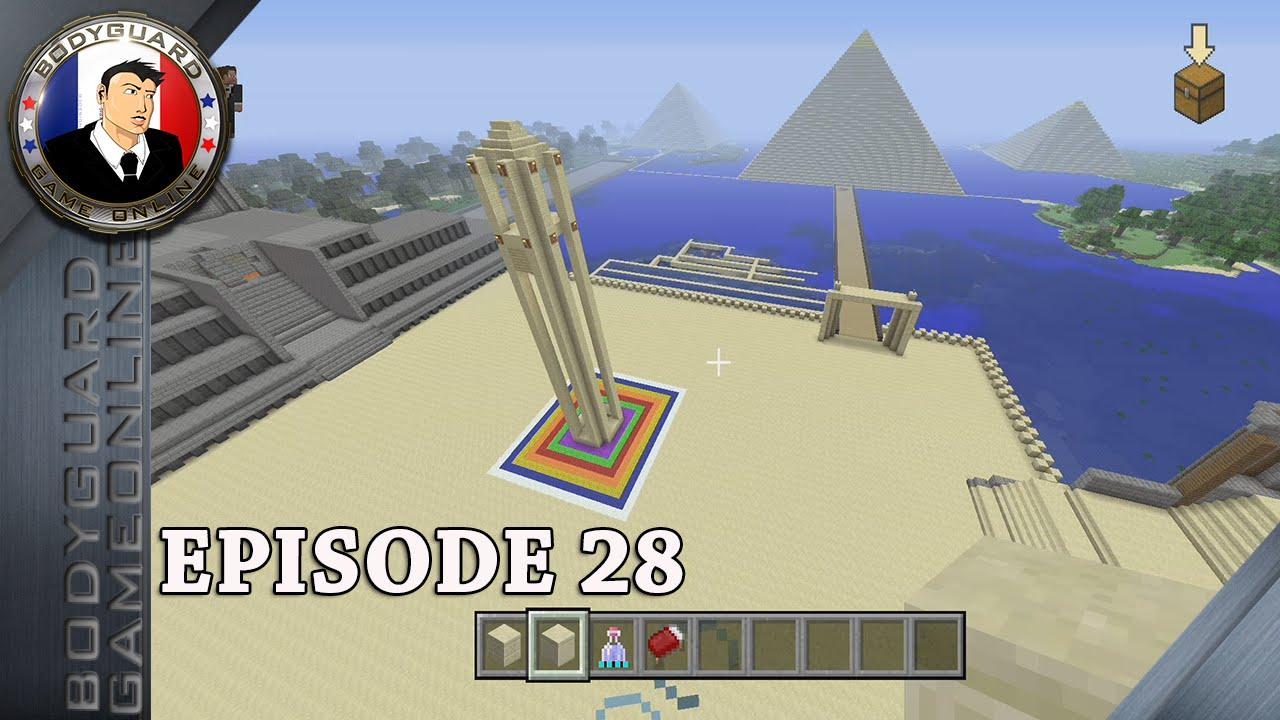 Minecraft laisser libre cours mon imagination pisode - Laisser libre cours a son imagination ...
