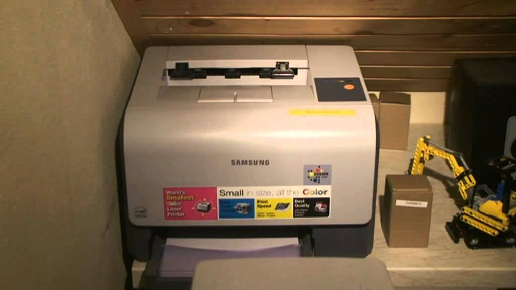 SAMSUNG CLP-300 SERIES DRIVERS WINDOWS XP