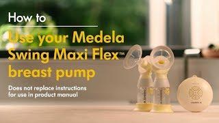 Video: Medela Swing Maxi Flex elektriline duubel rinnapump