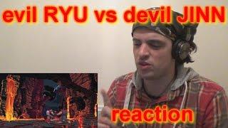 AF17's Reaction: animation rewind EVIL RYU vs DEVIL JIN!