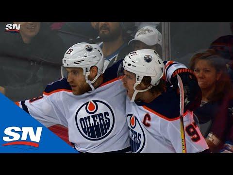 McDavid Sets NHL Record Factoring Into 8 Oilers Goals To Start Season