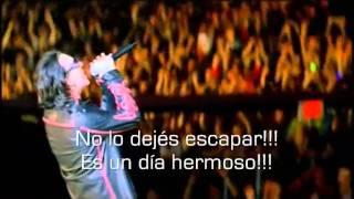 Repeat youtube video U2 - Beautiful day (Subtitulos en español)