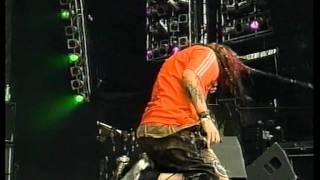 Sepultura Live Pinkpop 1996 Ratamahatta/Kaiowas
