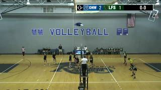 LIVE: Volleyball – ONW vs Lawrence Free State, September 11, 2018
