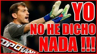 Se retira la leyenda Iker Casillas? (Detalles) Top Channel