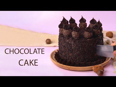 Yummy Chocolate Cake Decorating Ideas