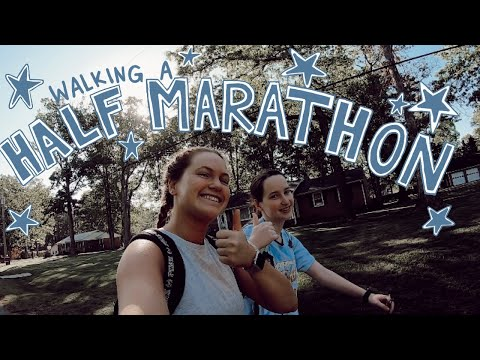 Walking a Half Marathon | Quarantine Diaries