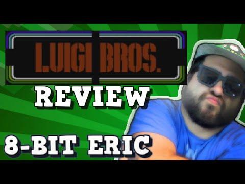 Luigi Bros. (Wii U) Review   8-Bit Eric