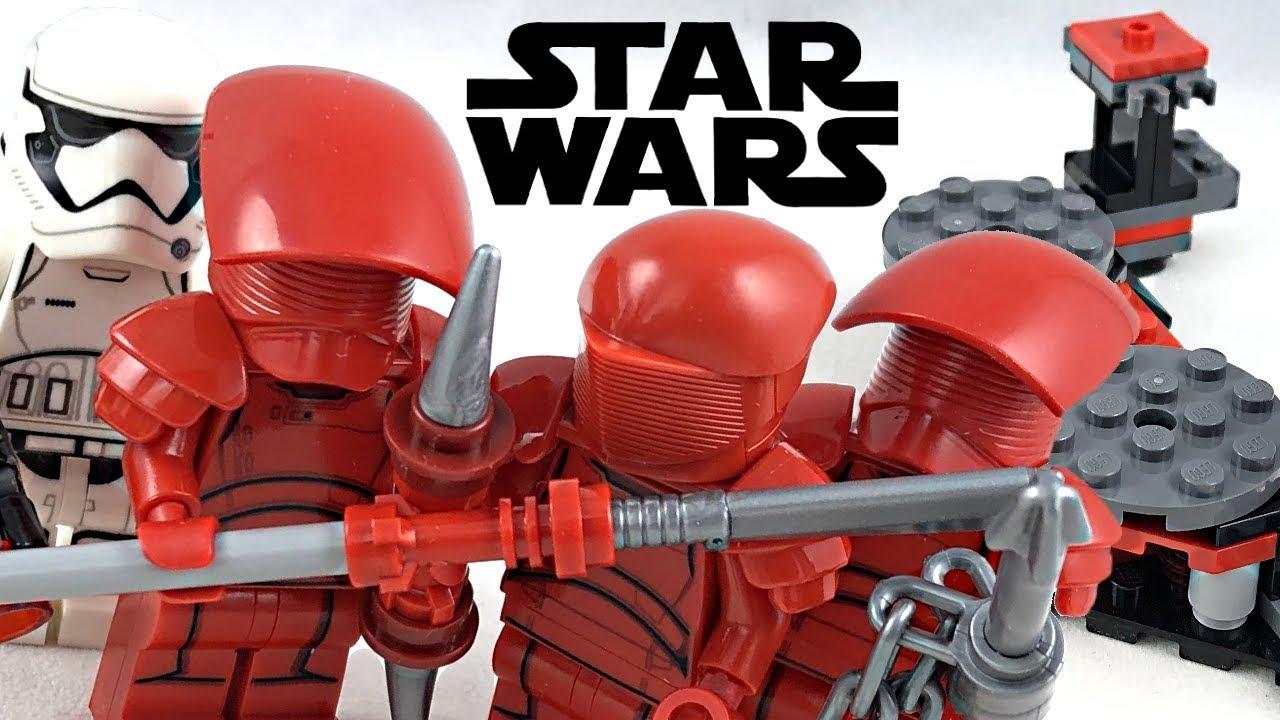Lego Star Wars 2019 Elite Praetorian Guard Minifigures 75225