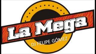 DJ Felipe Gómez Tandas de la Mega 6 junio electro (2)