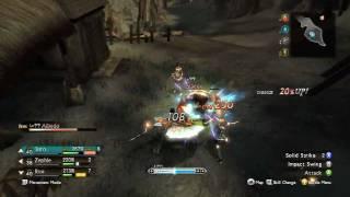 Magna Carta 2 - Advance Combat Gameplay [HD]