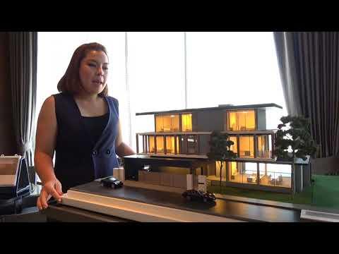 Baan Issara Bangna รีวิวโครงการบ้านเดี่ยว Super Luxury บางนา