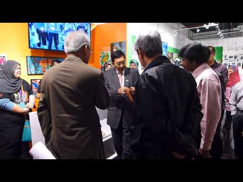 THE RUN 2014 @ Aewon Gallery ( Brunei Darussalam )