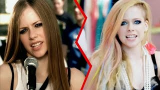 The Evolution of Avril Lavigne