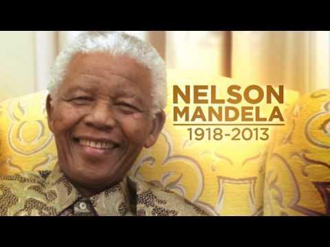 Nelson Mandela Dr Tea and Friends