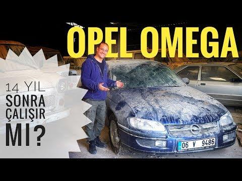 Opel Omega terk edildikten 14 yıl sonra ne durumda? Çalışacak mı?