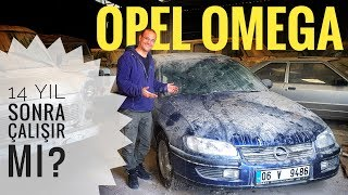 Opel Omega - Cold start after 14 years