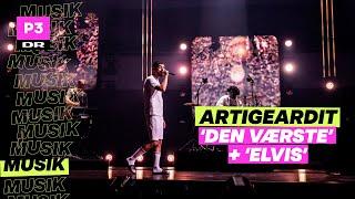 Artigeardit feat. Carmon 'Den værste' + 'Elvis'   P3 Guld 2020