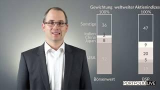 Video 14: Warum man nicht einfach so in einen Welt-Fonds investieren sollte