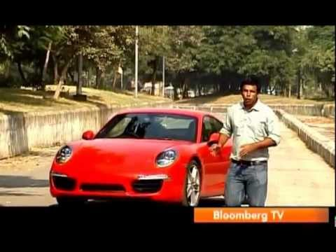 Porsche 911 Carerra S video review by Autocar India