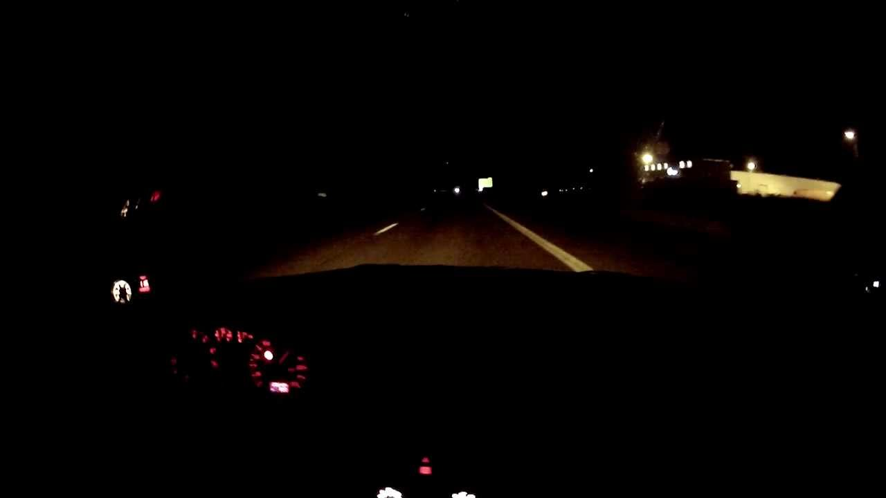 Acceleration test, Audi A4 1 8T with Precision 3431E and Catcams 3658 #1