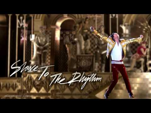 Michael Jackson - Slave To The Rhythm - Billboard Music Awards 2014 - Studio Version