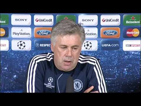 Chelsea boss Carlo Ancelotti defends Cech