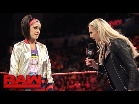 "Charlotte Flair addresses the ""weak link"" in Raw's Women's division: Raw, Oct. 31, 2016"