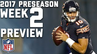 Preseason Week 2 Preview: Player & Position Battles to Watch | Total Access | NFL