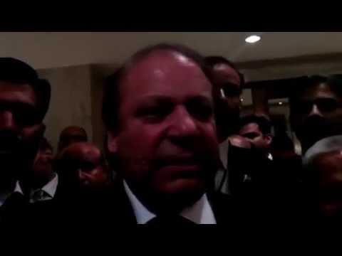 Exclusive: Pak PM Nawaz Sharif on meeting Narendra Modi