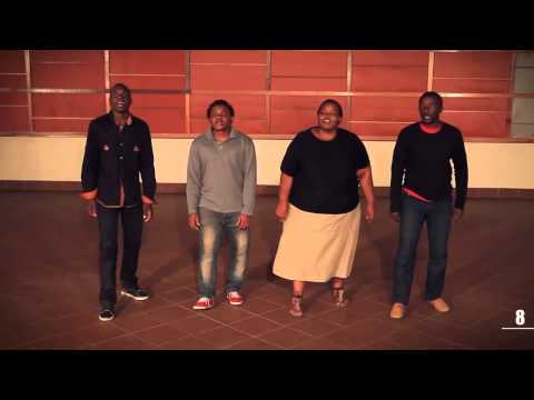 Body Percussion - The 6/8 Time