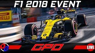 F1 2018 GPO #2 Livestream Event von PietSmiet | Formel 1 Gameplay German