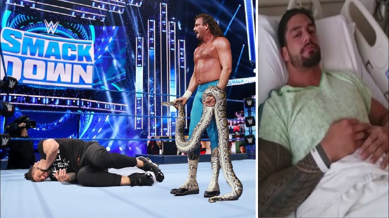 Roman Reigns Attacked By Animals After The Match ? WWE Raw Highlights Today