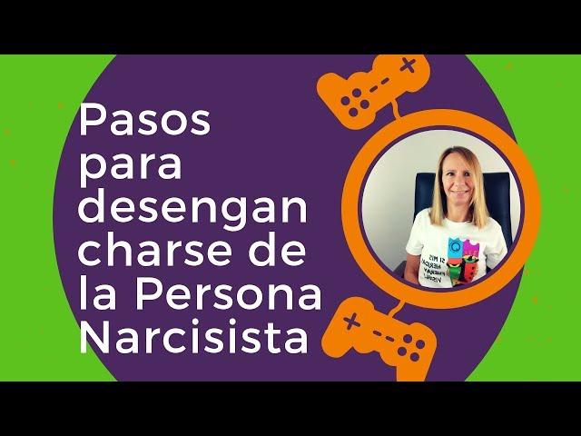 Pasos para desintoxicarte de la Persona NARCISISTA