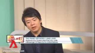 Interview with Pianist Lang Lang