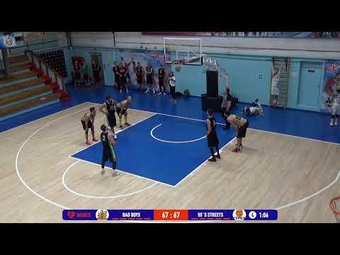 НБА 03.04.2021. 1/4 ПЛЕЙ-ОФФ BAD BOYS - 50`S STREETS