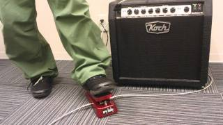 【MUSICLAND KEY】Jim Dunlop Cry Baby RED95(GCB95 LIMITED)