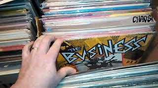 Original punk vinyl for sale