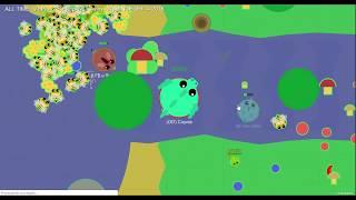 Mope io trolling players #4