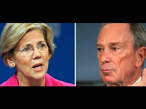 Billionaire Bloomberg: Elizabeth Warren Will Turn US Into the USSR!