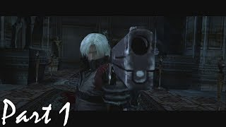 Devil May Cry 2 HD Remaster - Dante Walkthrough - Mission 1 [All Blue Orbs/Secret Missions]